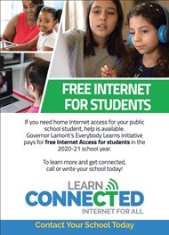 Free Internet for Students