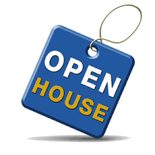Open House graphic
