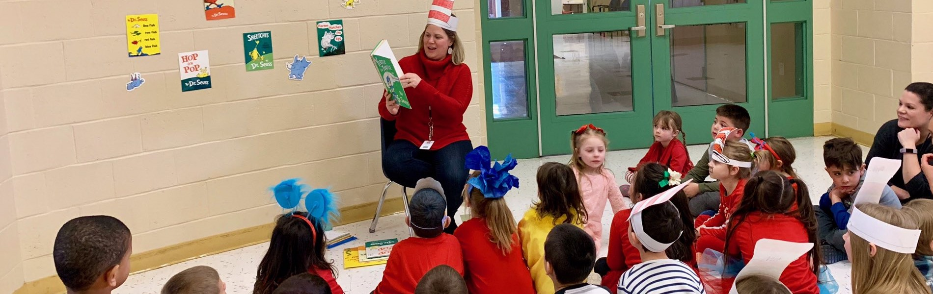 Dr. Seuss storytime